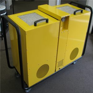 mold and mildew removal equipment